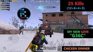[Hindi] PUBG MOBILE | AMAZING KILLS WITH