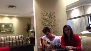 Cuida bem dela - Herique e Juliano lançamento 2014 ( cover Ana Julia e Eduardo )