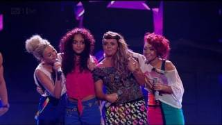 Our Rhythmix girls go all Nelly Furtado - The X Factor 2011 Live Show 2 - itv.com/xfactor