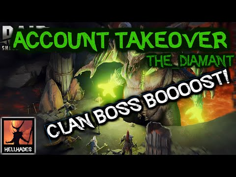 RAID: Shadow Legends | Account takeover The Diamant | Smashing Clanboss and Spider into smithereens!