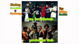 Cone crew diretoria + grandmaster flash MASHUP