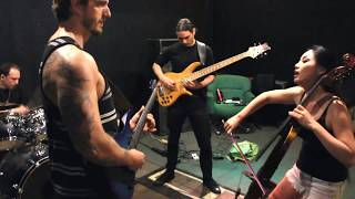 Tina Guo: Queen Bee Live in Rehearsal