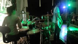Tayna Drum Cover - Dança na chuva [FERNANDINHO]
