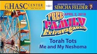 HASC PESACH EVENT - TORAH TOTS - ME & MY NESHOMA
