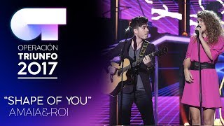 """SHAPE OF YOU"" - Roi y Amaia  