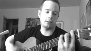 American Jesus - Bad Religion acoustic cover