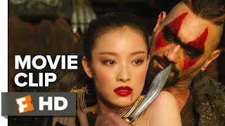 Enter the Warriors Gate Movie Clip - I Would Rather Die (2017)   Movieclips Indie