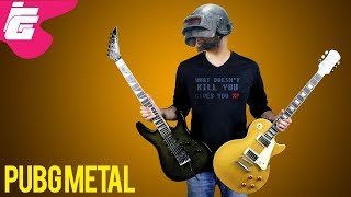 PUBG NEW Main Theme - Metal/Rock Cover (REMIX) | iEddy Gaming