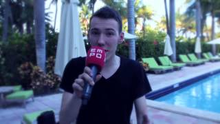 Tom Swoon - Mexico (Cabo S.L.) Shows Announcement 25/26 March 2013