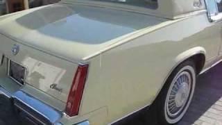 Cadillac Eldoorado Biarritz