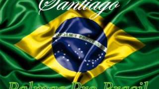 Santiago - Palmas Pro Brasil(Prod. Hurakán)