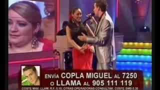 Miguel Ángel Palma - Gala 9 - Agüita del querer - Se Llama Copla