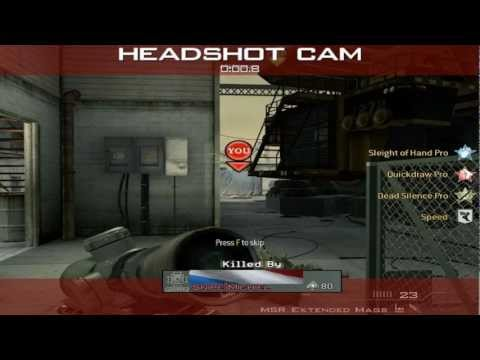 Call of Duty - Modern Warfare 3:Game With Hackers ***[PART1]***