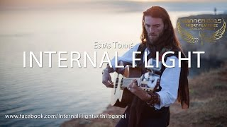 INTERNAL FLIGHT - ESTAS TONNE - WINNER Cosmic Angel Short Film Award 2015