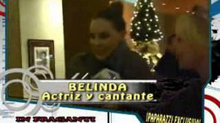 Belinda en brasil   junto a 20mil personas con luan santana