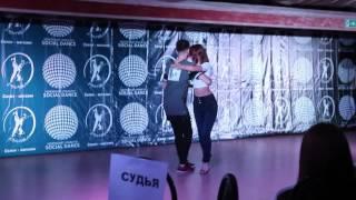 Ruslan & Marina Kizomba Social Dance