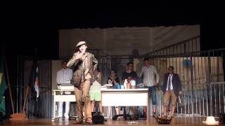 Teatro Lisbela e o Prisioneiro Darwin