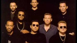 UB40 - KISS AND SAY GOODBYE