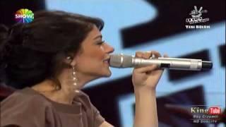 O Ses Türkiye Fatma Iscan-Cagri Emrah Yildirim - Bir teselli ver HQ