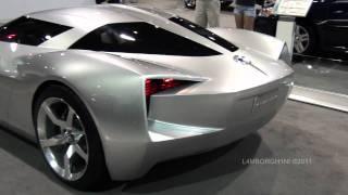 Corvette C7 Stingray Concept Walkaround