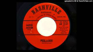 Marvin Jackson - Peek-A-Boo (Nashville 5137)