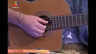 António Zambujo som ao vivo na TVI - live - Você na TV - 5