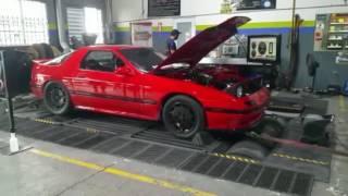 501 HP RX7 turbo 2 Fueltech