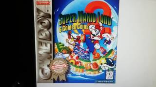 Super Mario Bros Game Over Themes part 1