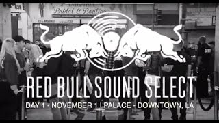 RedBull Sound Select 30 Days In LA | Palace, LA - Sampha, SerpentWithFeet, and Kelsey Lu