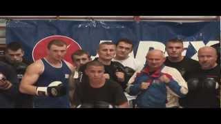 Prych Team trening z Trenerem Kadry Narodowej Białorusi 25.09.2012 HD