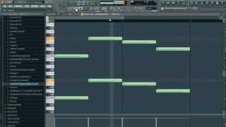 Kid Cudi - Pursuit Of Happiness (Steve Aoki Remix) [FL Studio Tutorial] (Free FLP) HD