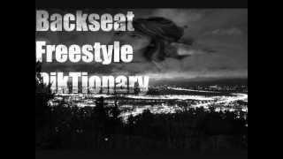 KENDRICK LAMAR - BACKSEAT FREESTYLE (Remix by DikTionary)