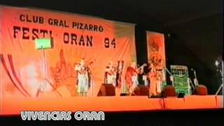 La Pobrecita - Los Tucu Tucu - FESTIORAN 94