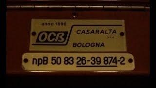 "CARROZZA PILOTA ""Casaralta"" npB 50 83 26-39 874-2 TRENORD - Particolari"