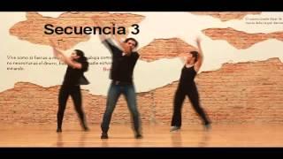 """Coreografía completa """"Vivir mi vida"""" con Cultura Guadalajara"""
