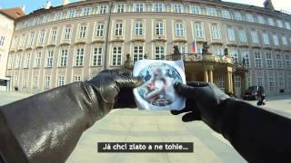 Assassin v Praze - official UBISOFT / PLAYMAN video