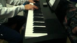 Corre corazón - Piano
