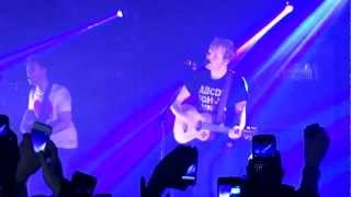 Paolo Nutini & Ed Sheeran - Candy - Live Glasgow Barrowlands 16.11.2012