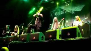 Eluveitie - Inis Mona - Live Folk Metal - Zwarte Cross Holland