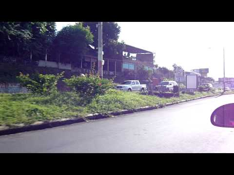 Managua en moto