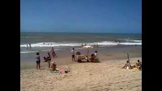 Praia de Guriri em São Mateus - ES
