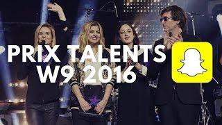 Louane, Jain, Marina Kaye, Fréro Delavega... La story du Prix Talents W9 2016