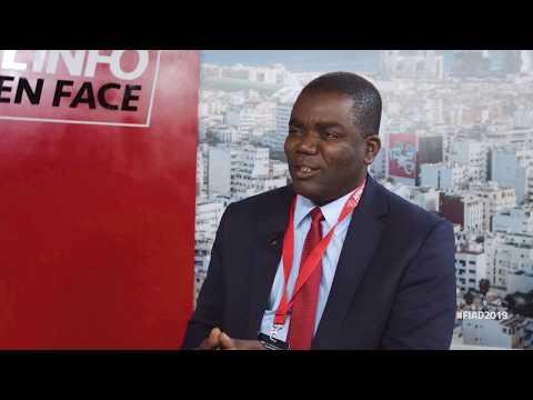 Video : Adama Wade, invité de l'Info en Face spécial FIAD