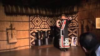 ムックリ(口琴)の演奏