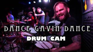 Dance Gavin Dance | We Own The Night | Drum Cam (LIVE)