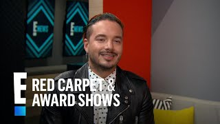 """J Balvin Talks """"Hey Ma"""" Collab With Camila Cabello 