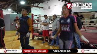 Copa Acopil Chicago 2017 Oakley Gym