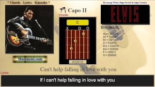 Elvis Presley - Can't help falling in love with you  #0064