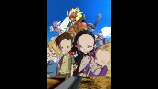 A World Without Danger For Us All (Code Lyoko vs. Digimon Frontier mashup)