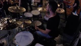 BAD ENGLISH - when i see you smile / DRUM COVER